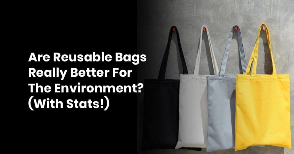 Are Reusable Bags Really Better for the Environment?
