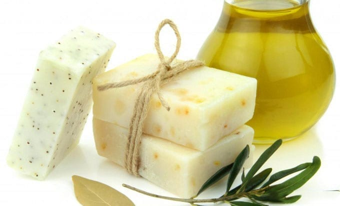 DIY Olive Oil Soap