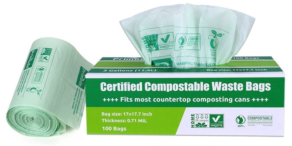 Compostable Trash Bag