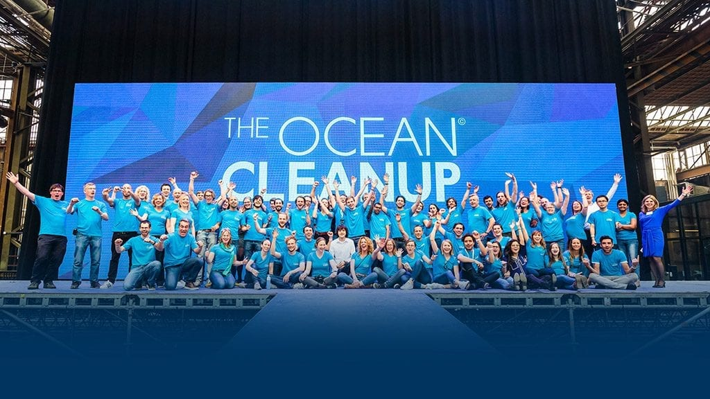Ocean Cleanup Company