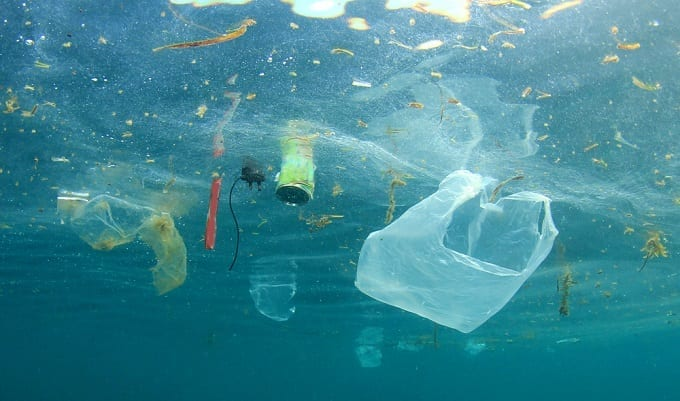Biodegradable Plastic In Ocean