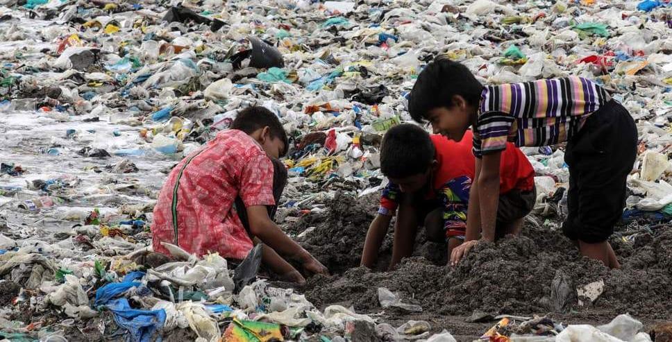 Non-Biodegradable Plastics