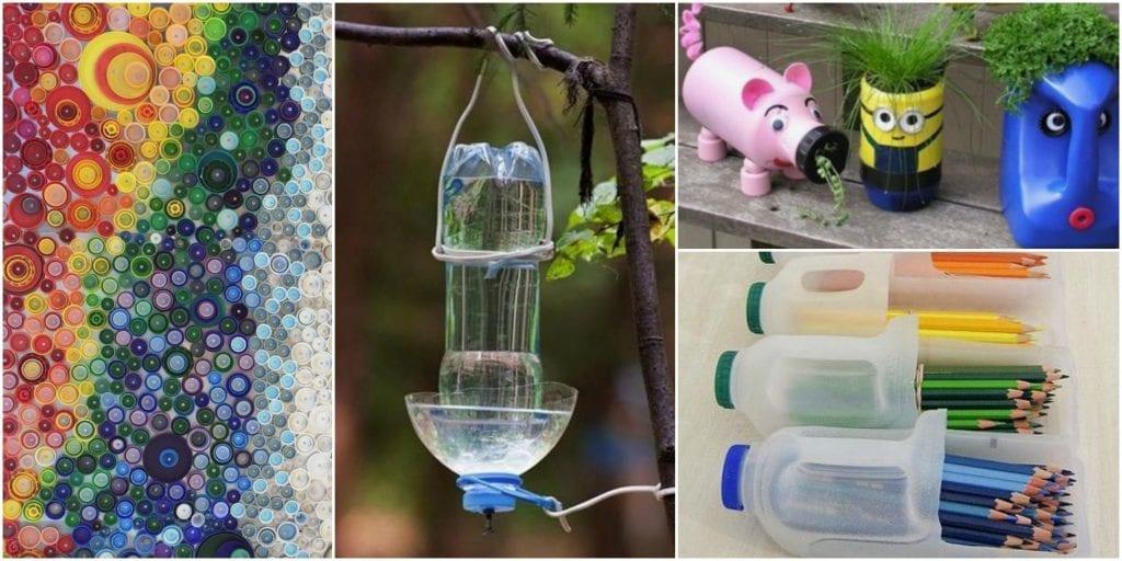 Reusable Items Plastic