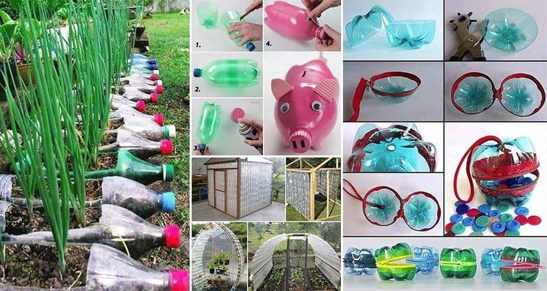 Reuse Plastic Bottle