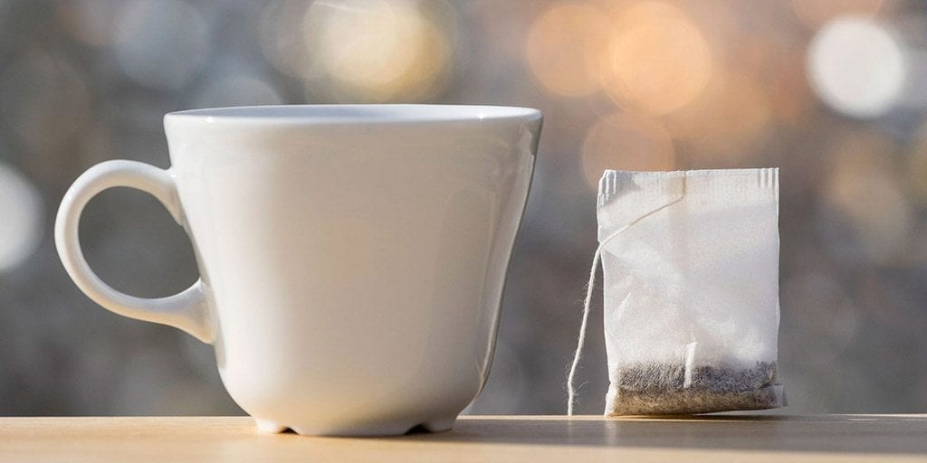Tea bags Compostable