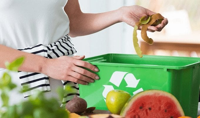 Reducing Waste At Home