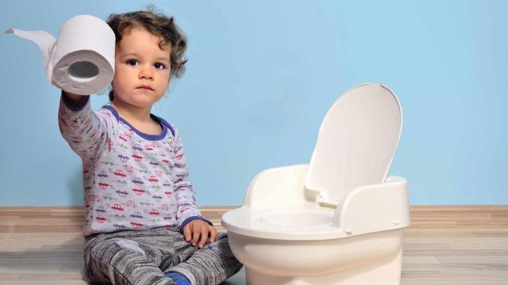 potty training early