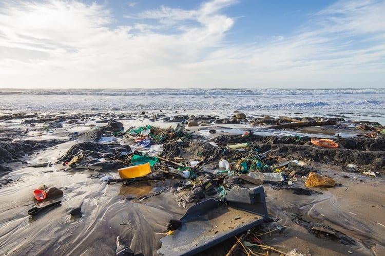 Garbage From Ocean